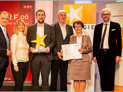 "Award ""Energie Star"" for ÖkoFEN"